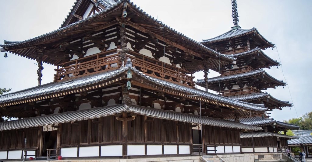 horyuji temple japan the world s oldest wooden building