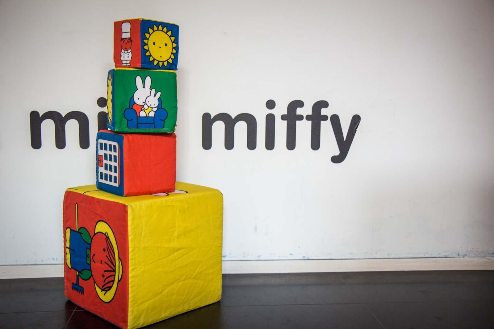 Miffy, Dick Bruna House, Utrecht, Netherlands
