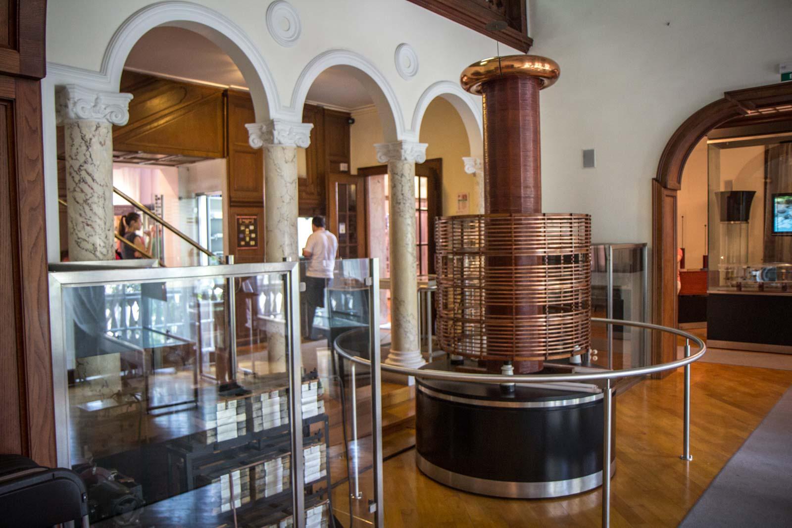 nikola tesla museum, belgrade, serbia