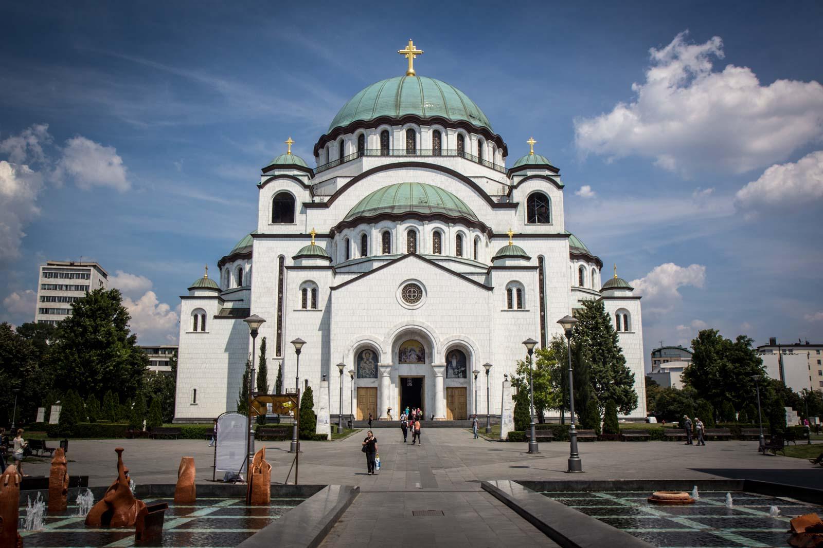Things to see in Belgrade, Serbia