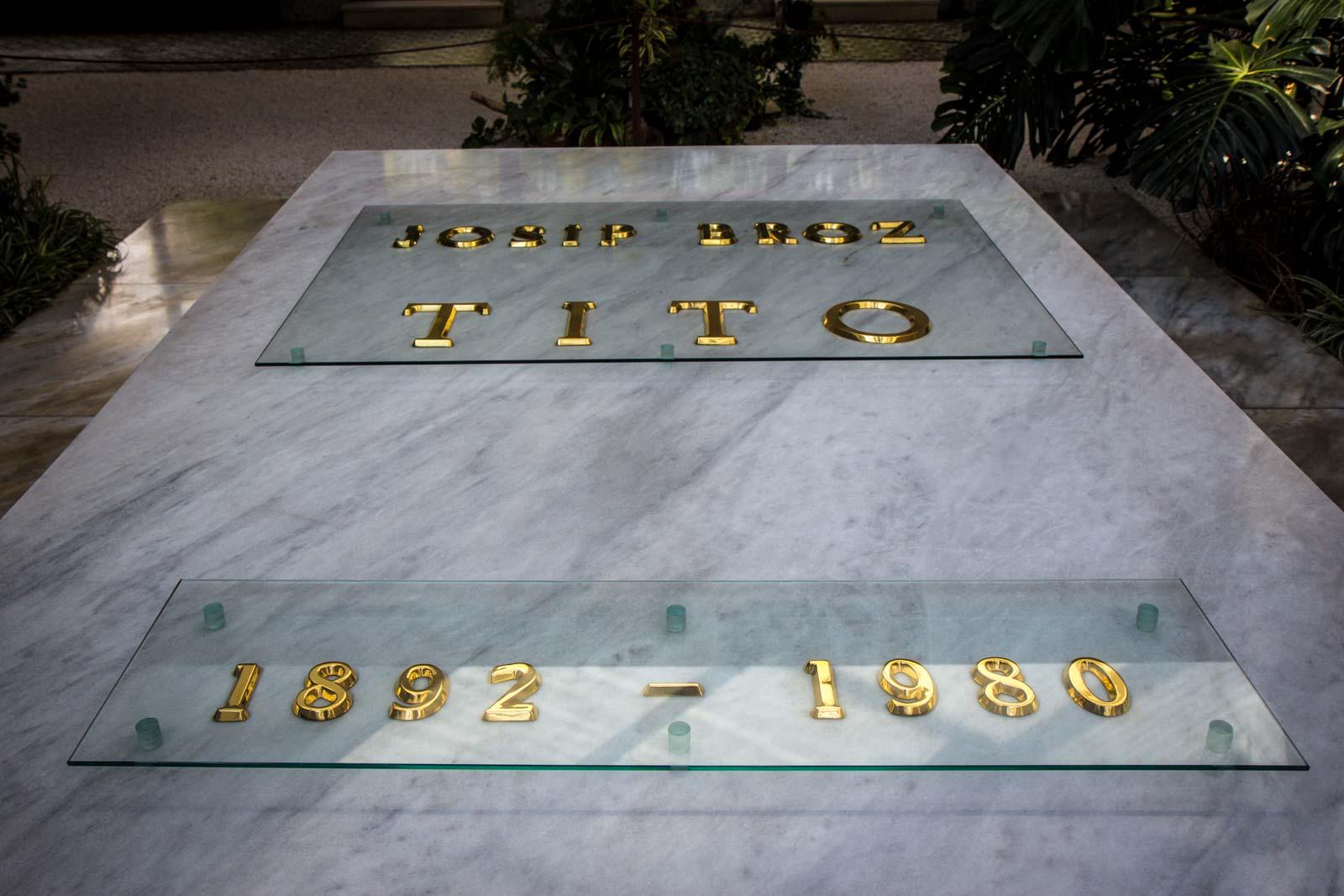Marshal Tito's Grave, Belgrade, Josip Broz Tito, Serbia