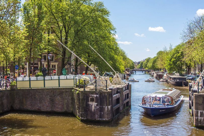 Amsterdam Canal Ring, The Netherlands