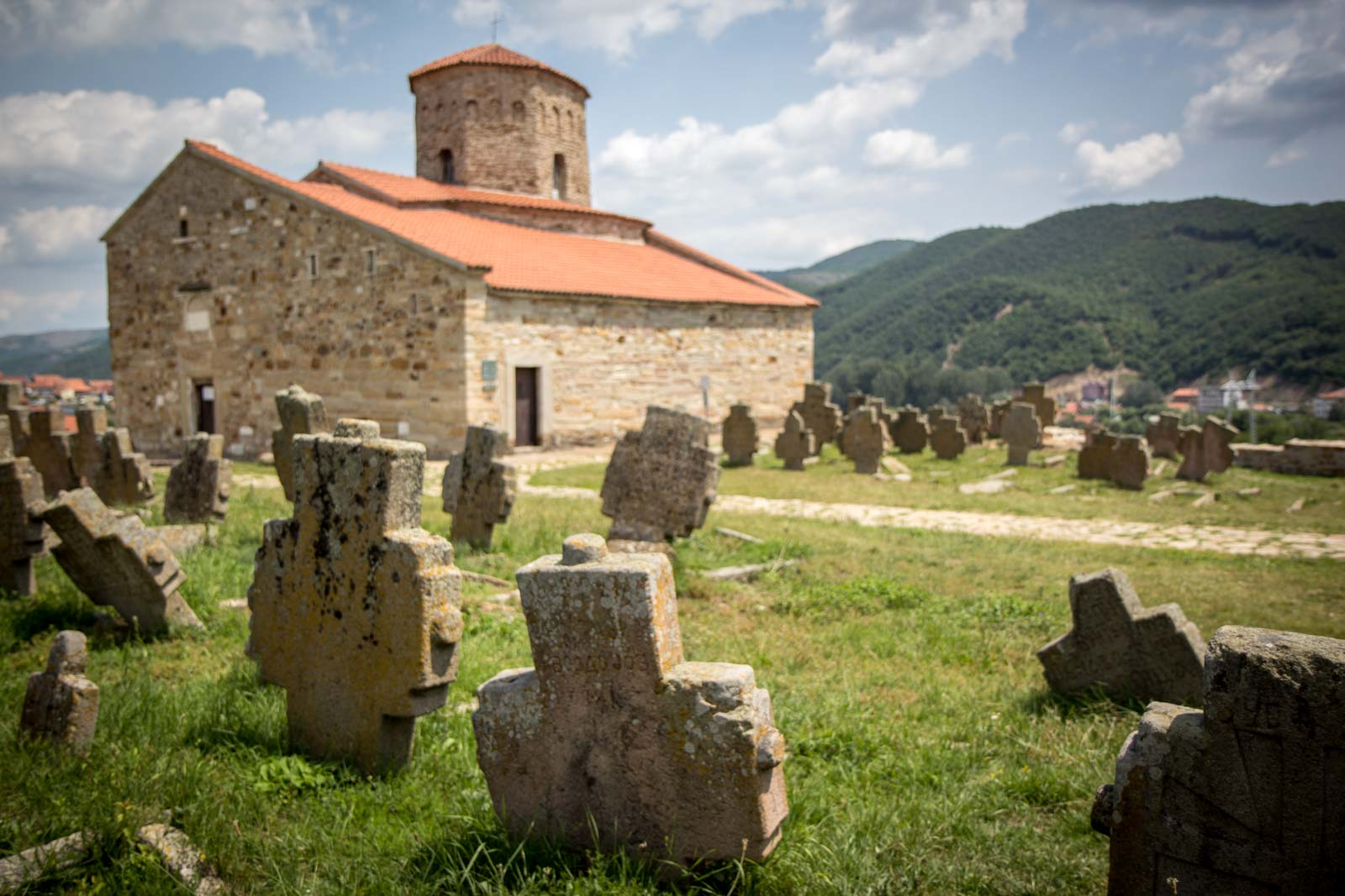 Church of St Peter, Novi Pazar, Serbia, stari ras