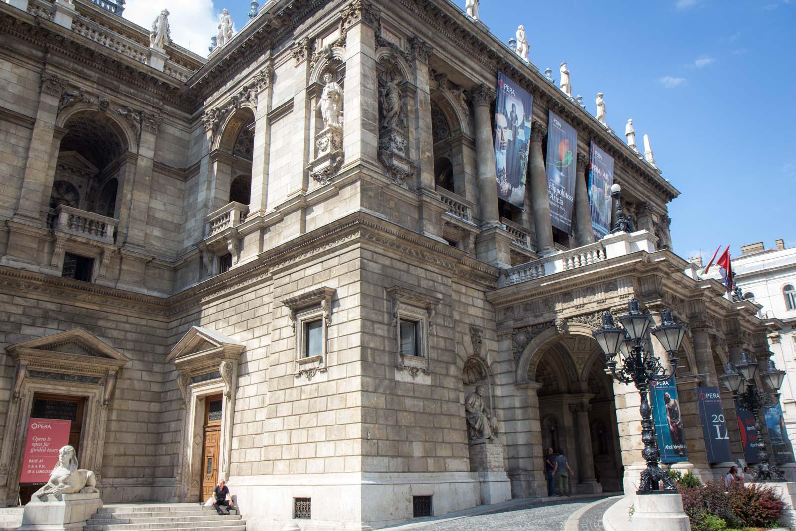World Heritage Site, Budapest, Hungary