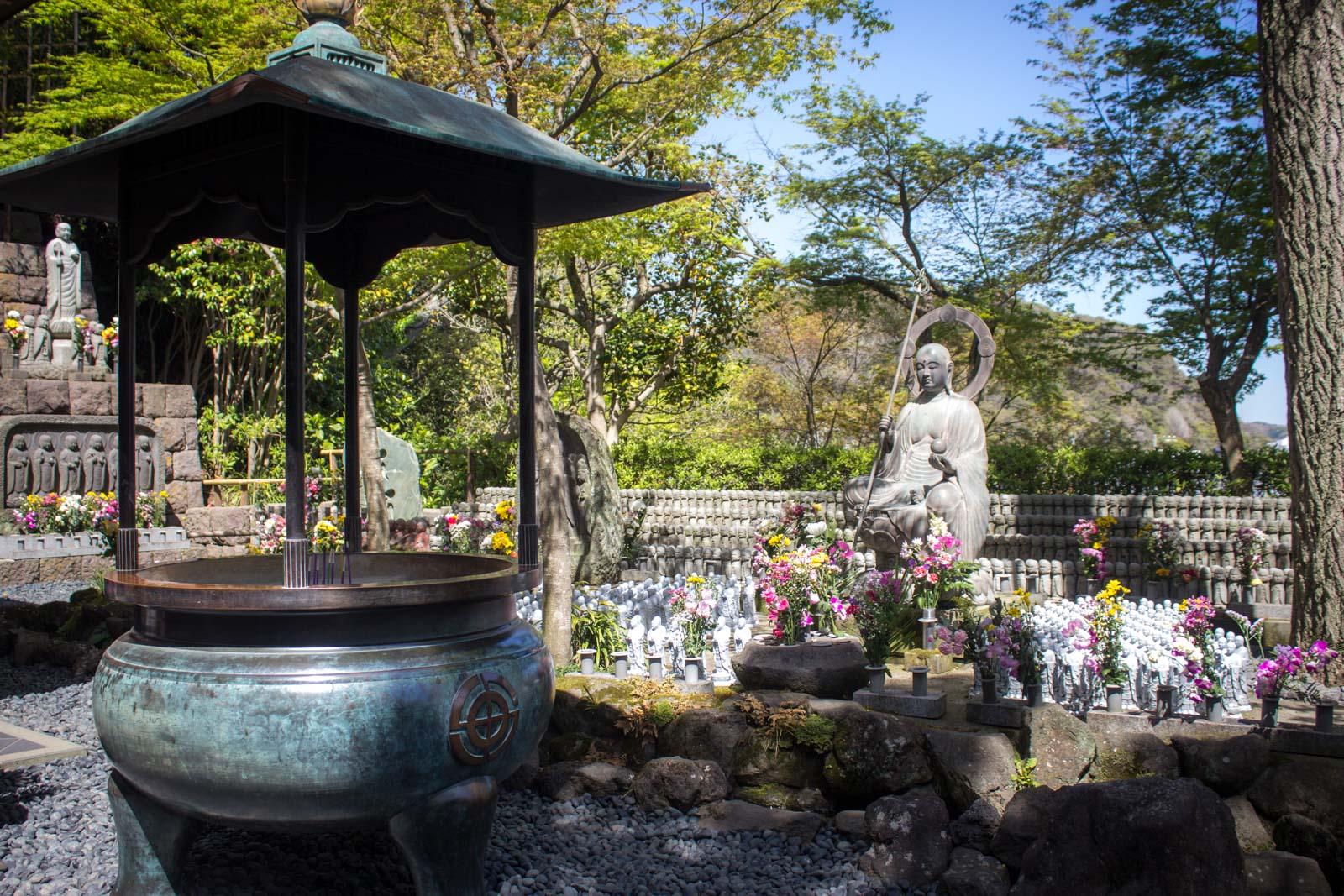 Visit Kamakura, samurai town, Japan