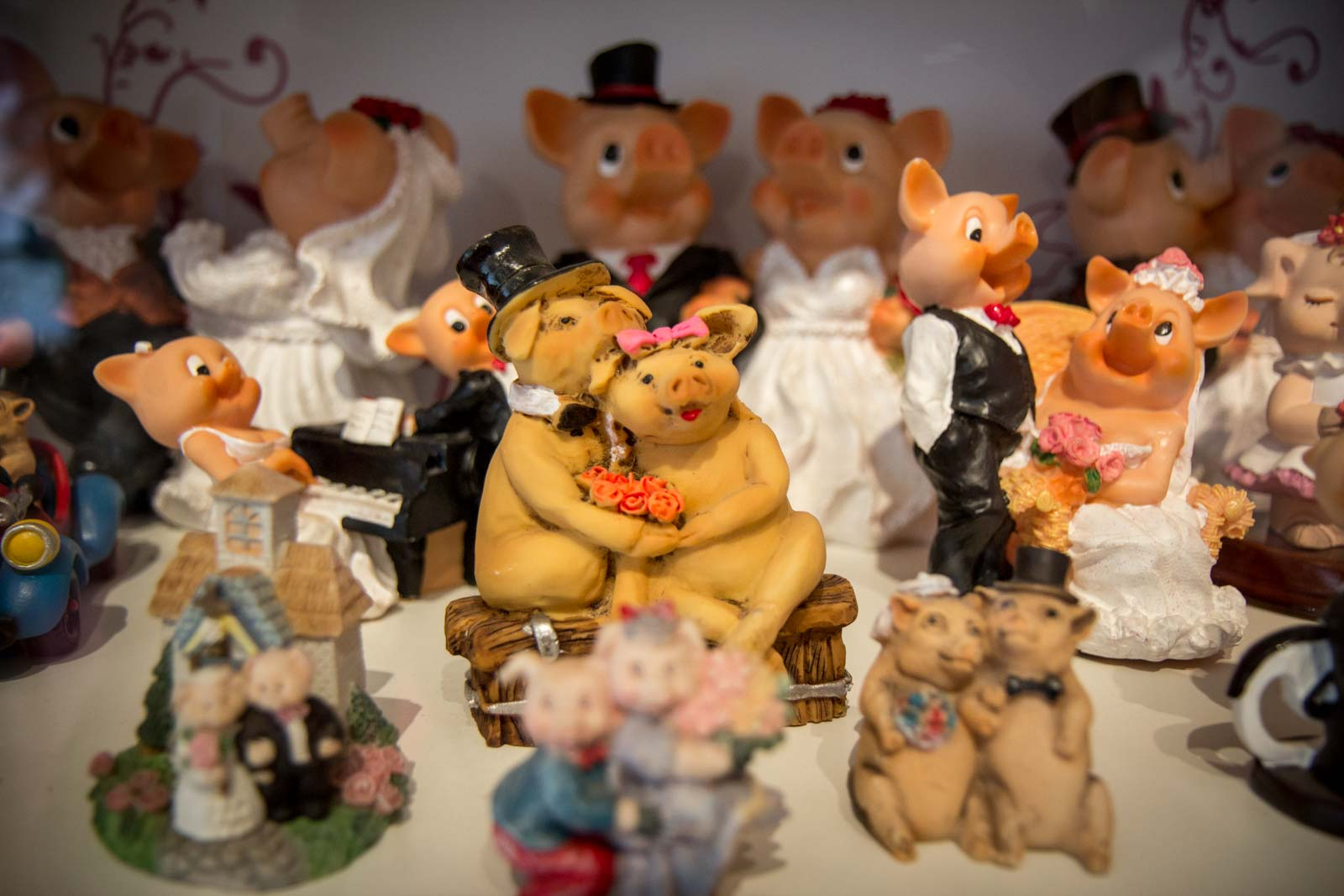 Pig Museum, Stuttgart, Schweine Museum