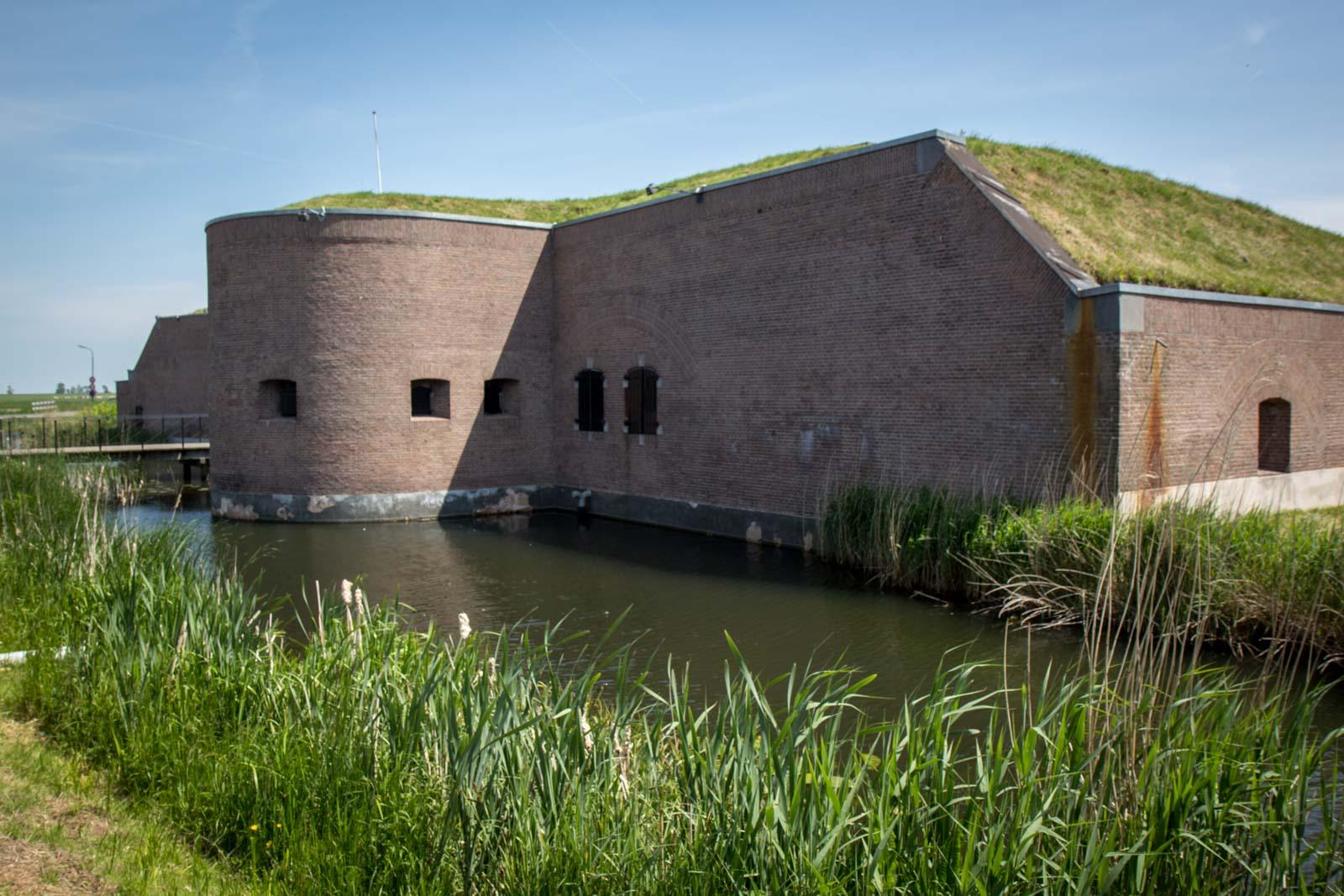 Amsterdam Defence Line, Pampus Island, Netherlands