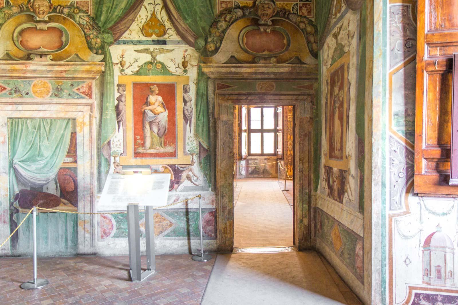The Villa d\'Este, Tivoli, Italy