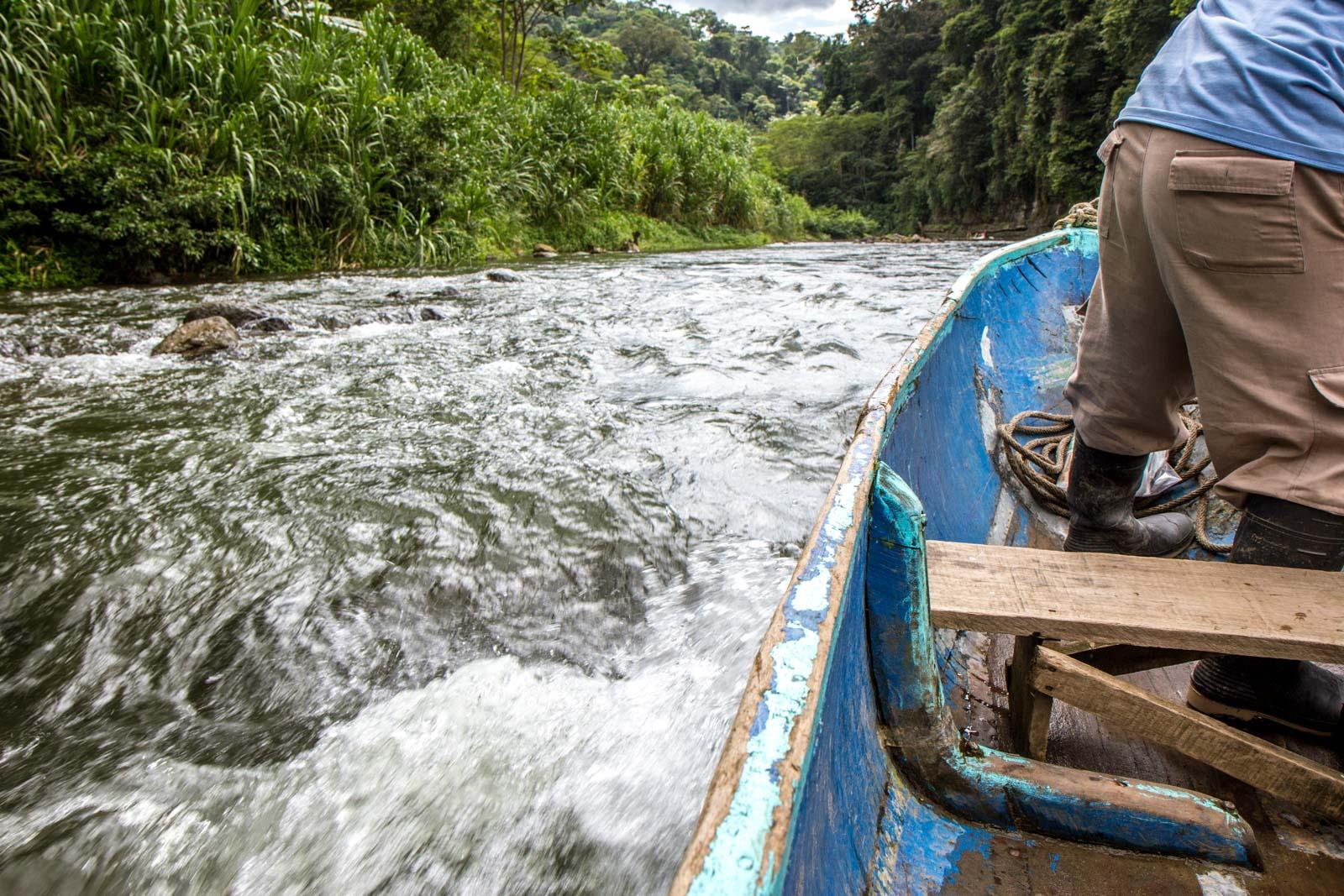 Yorkin Indigenous Reserve tour, bribri community, Puerto Viejo, Costa Rica