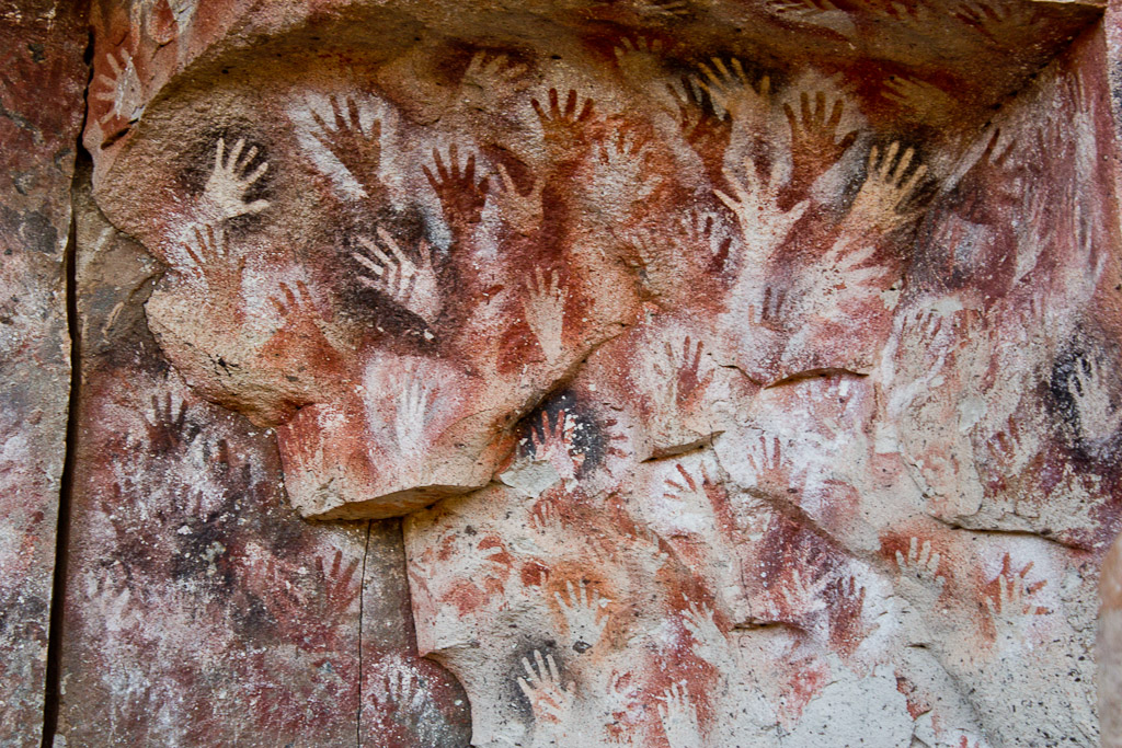 cave of hands, cueva de los manos, patagonia, argentina, unesco, world heritage