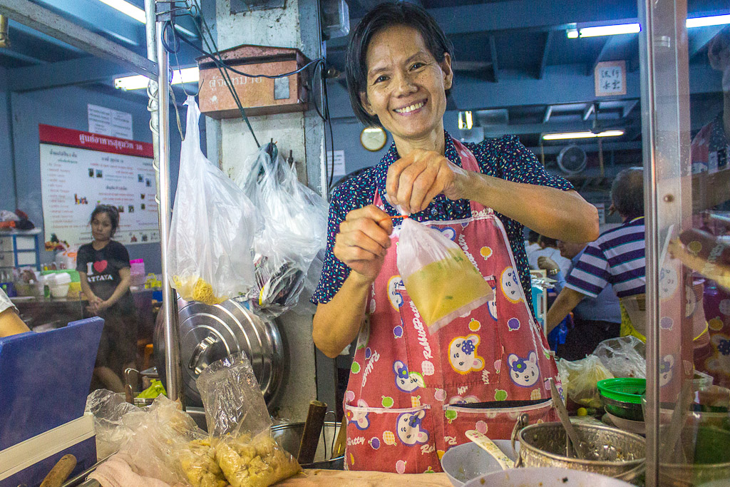 The best street food in Bangkok