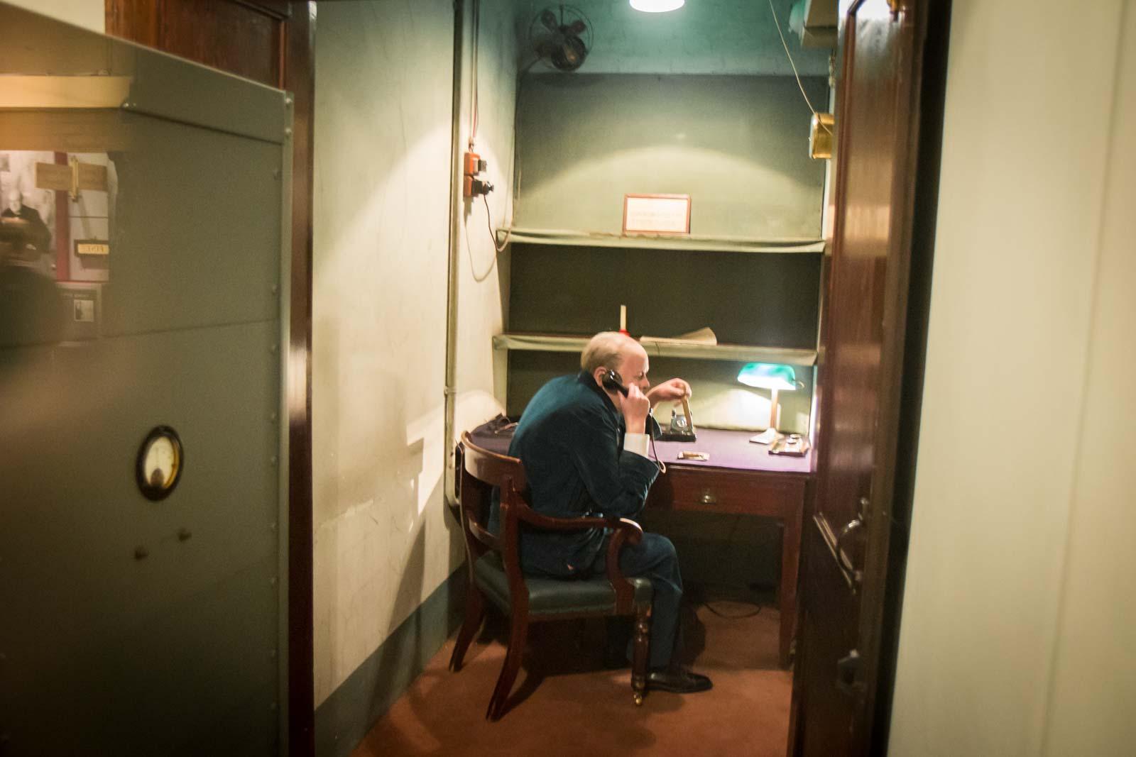 Visit Churchill War Rooms, London, England