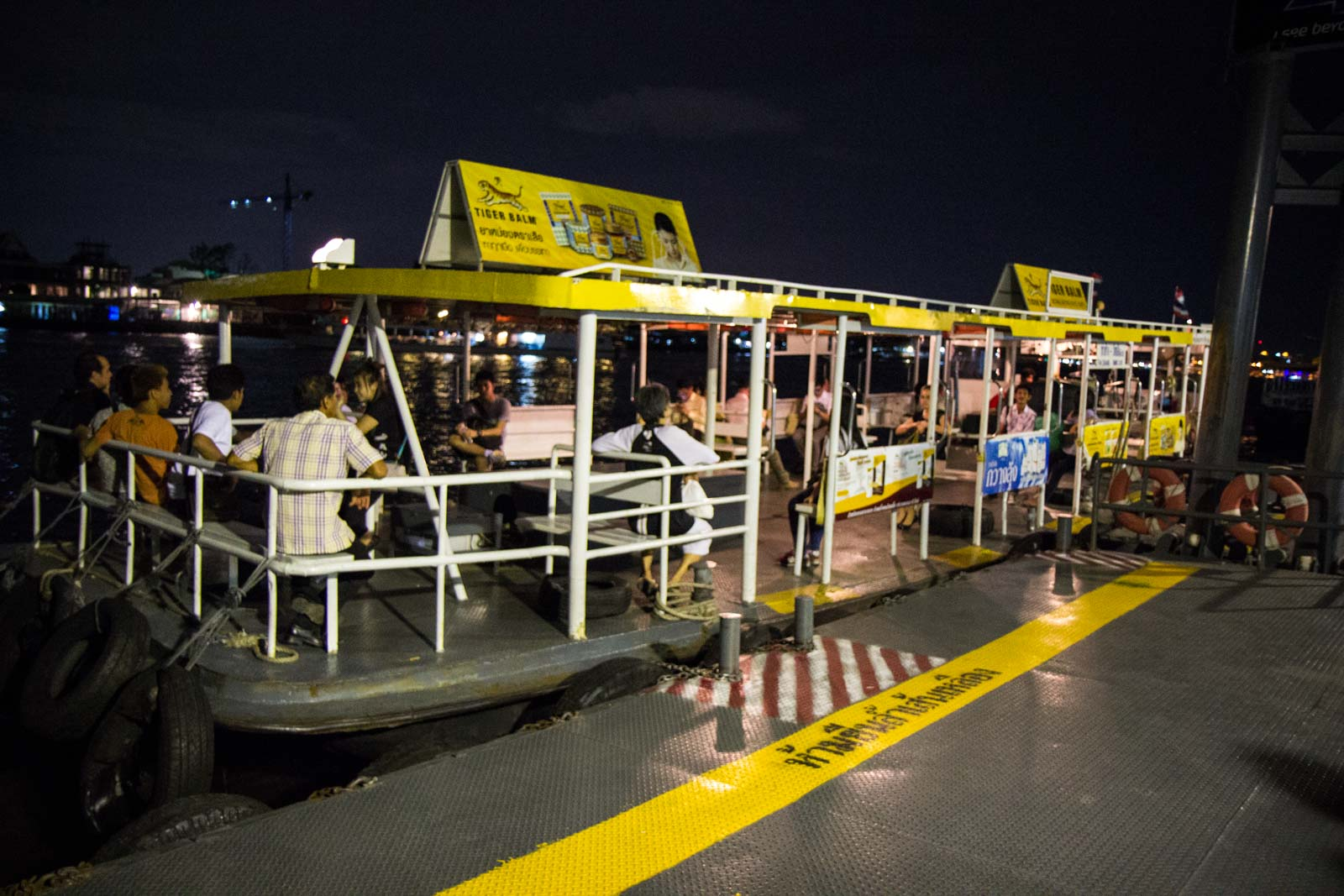 Bangkok night tour by tuk tuk, Thailand