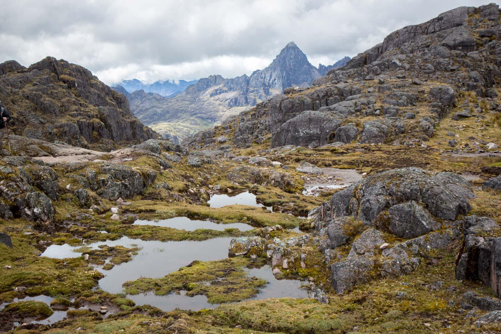 Lares trek photos, Peru