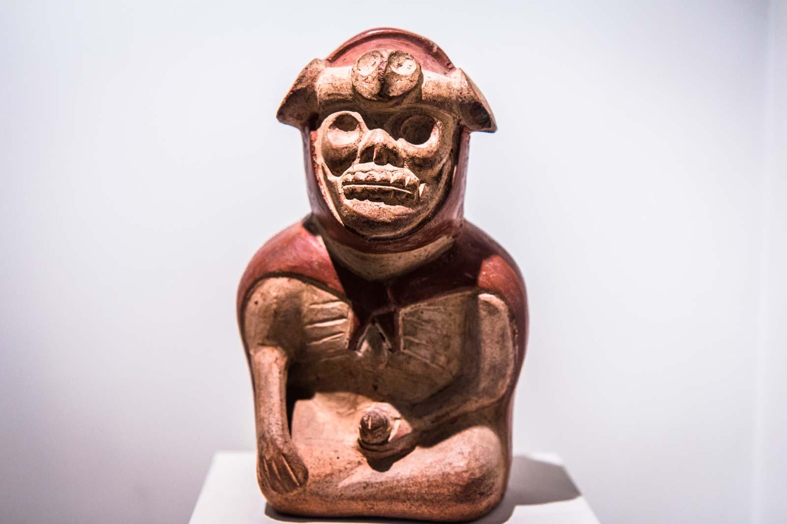 Erotic Art, Museo Larco, Lima, Peru
