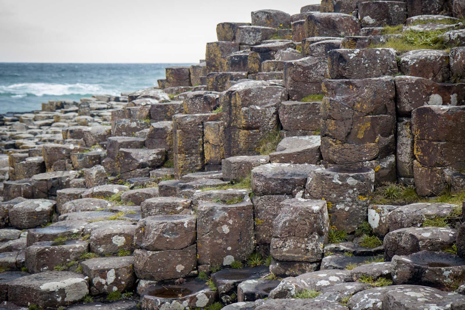 Giant's Causeway, World Heritage Site, Northern Ireland