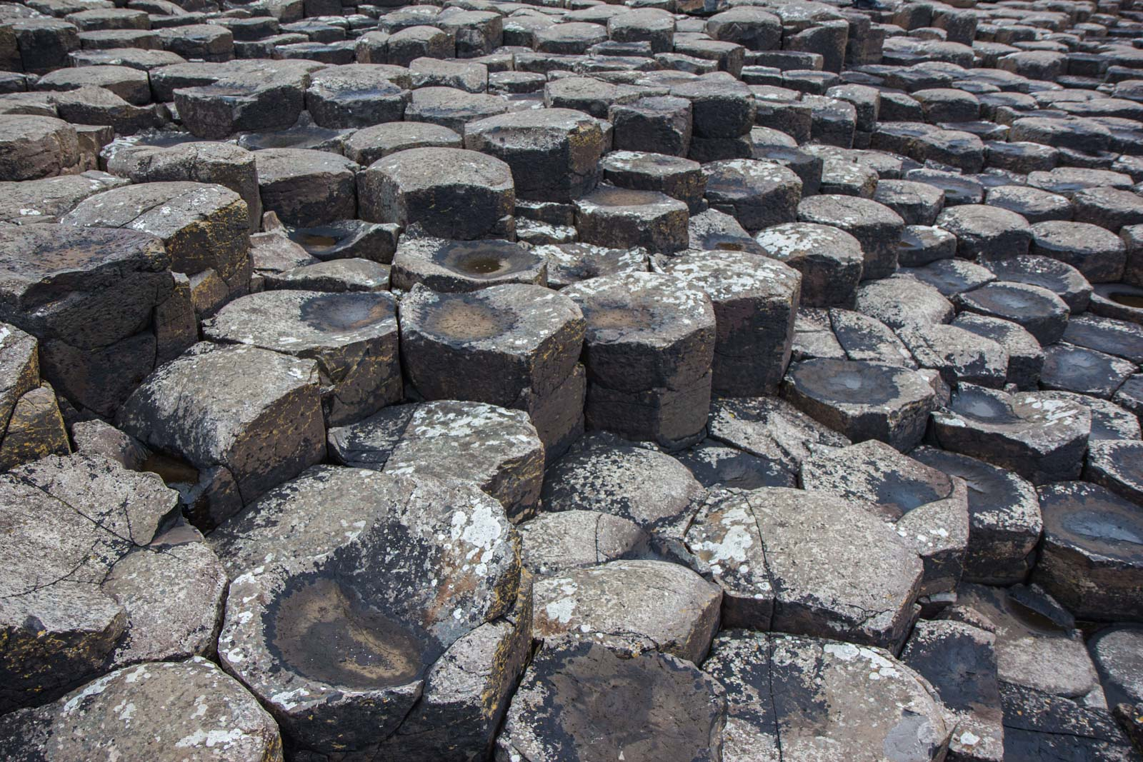 Giant's Causeway, World Heritage Site, Northern Ireland