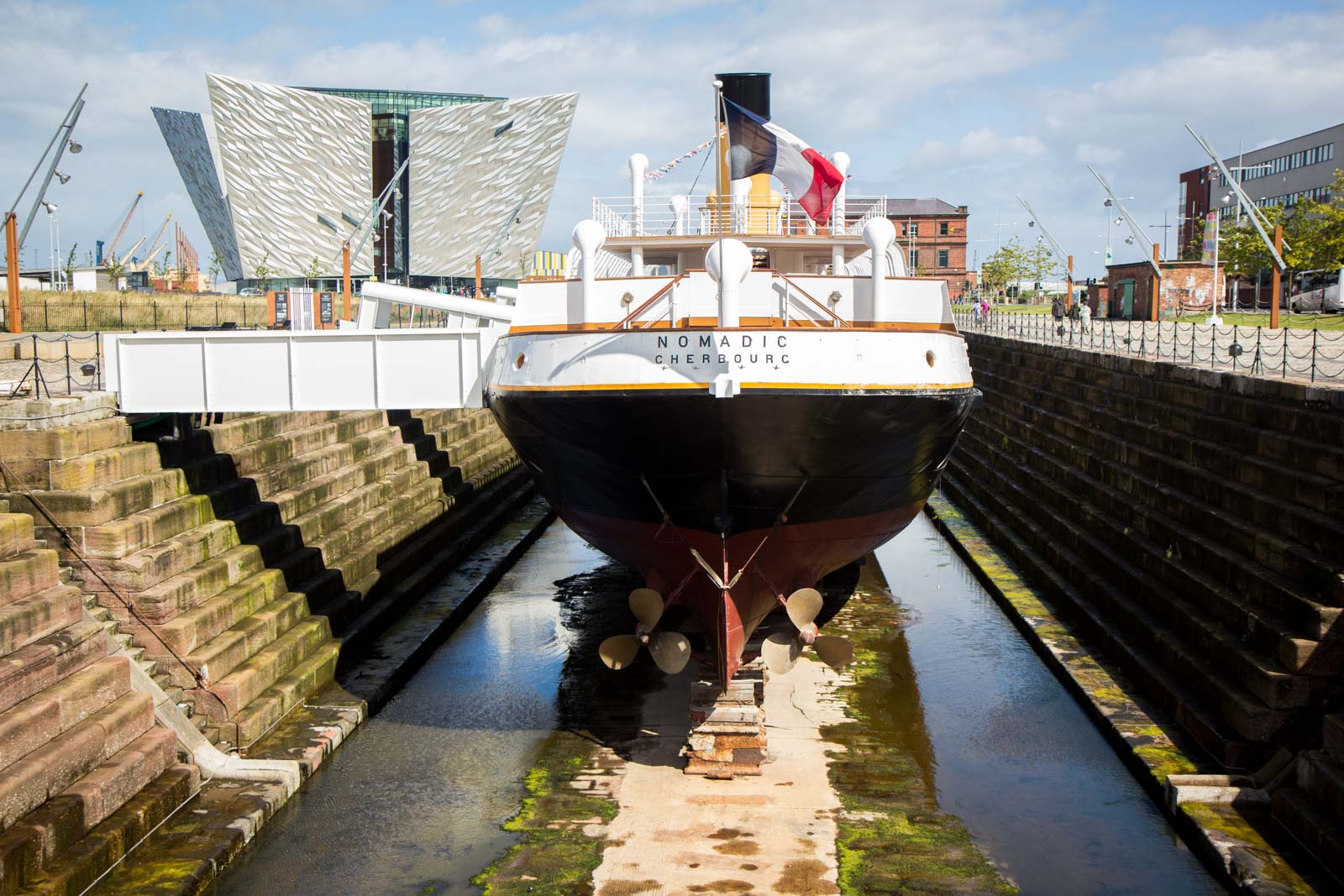 Belfast Titanic Museum, Belfast, Northern Ireland
