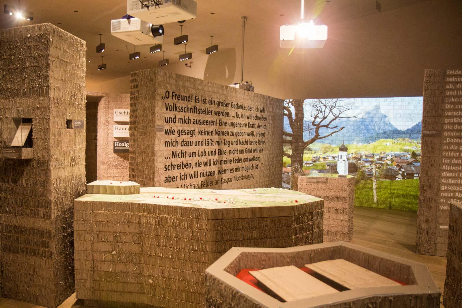 Vorarlberg Museum, Bregenz, Austria
