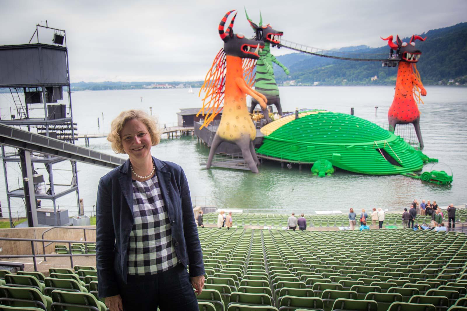Bregenz Festival, opera, Bregenz, Austria