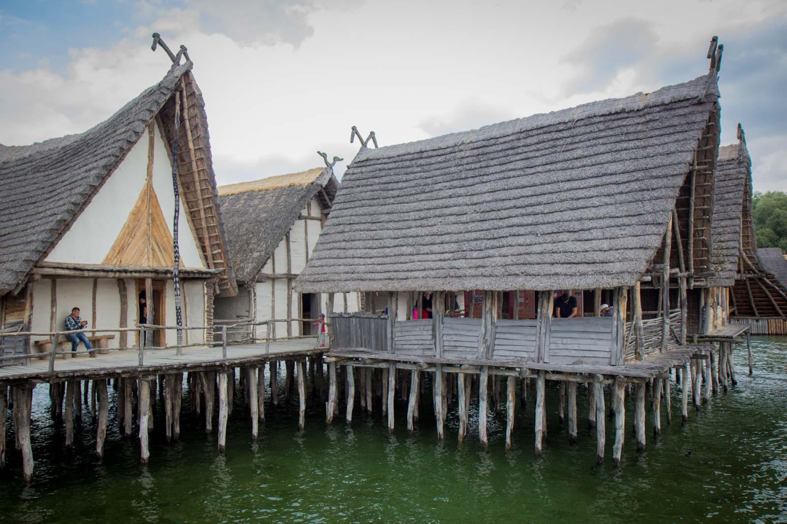 Pfahlbau Pile Dwelling Museum, Unteruhldingen, Germany