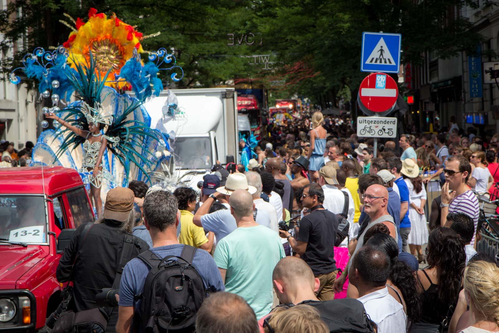 Rotterdam Unlimited festival photos, Netherlands