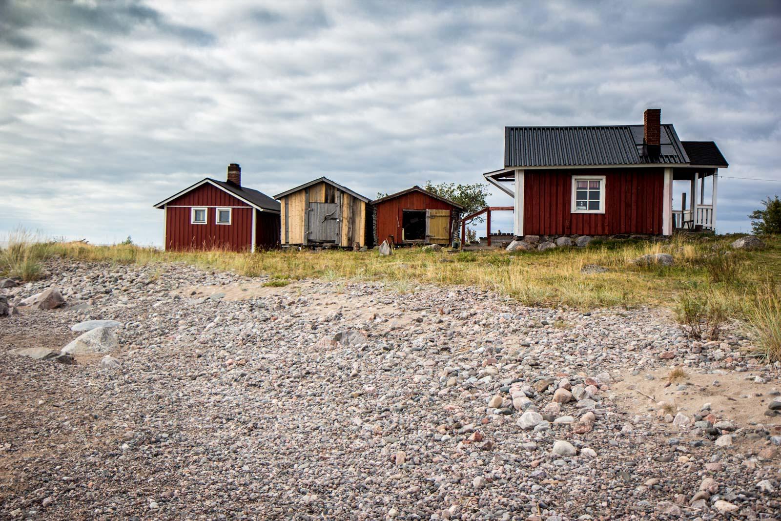 Maakalla Island, Kalajoki, Finland