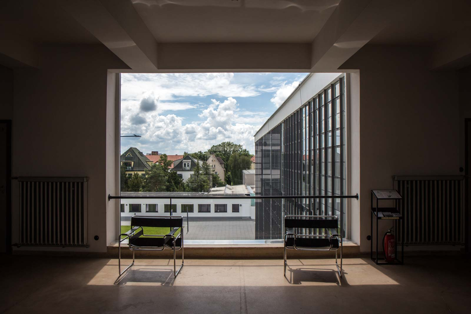 Bauhaus and its Sites in Weimar and Dessau, Germany