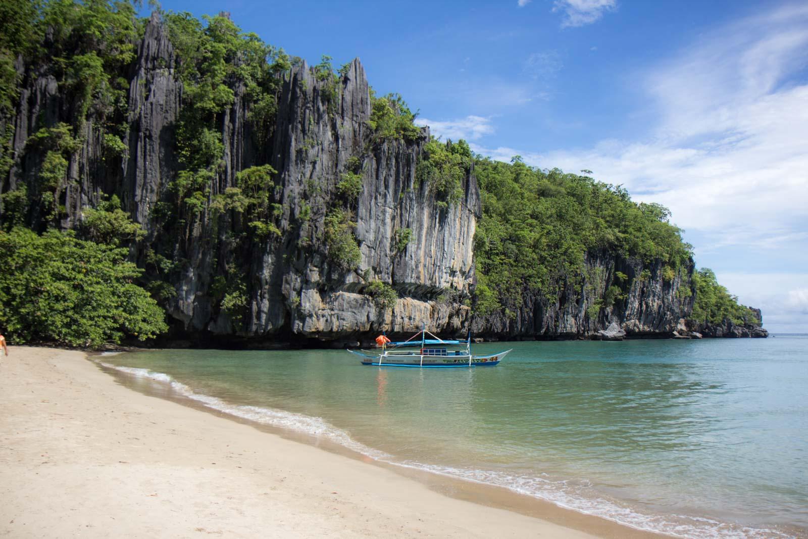 Puerto-Princesa Subterranean River National Park, Palawan, Philippines