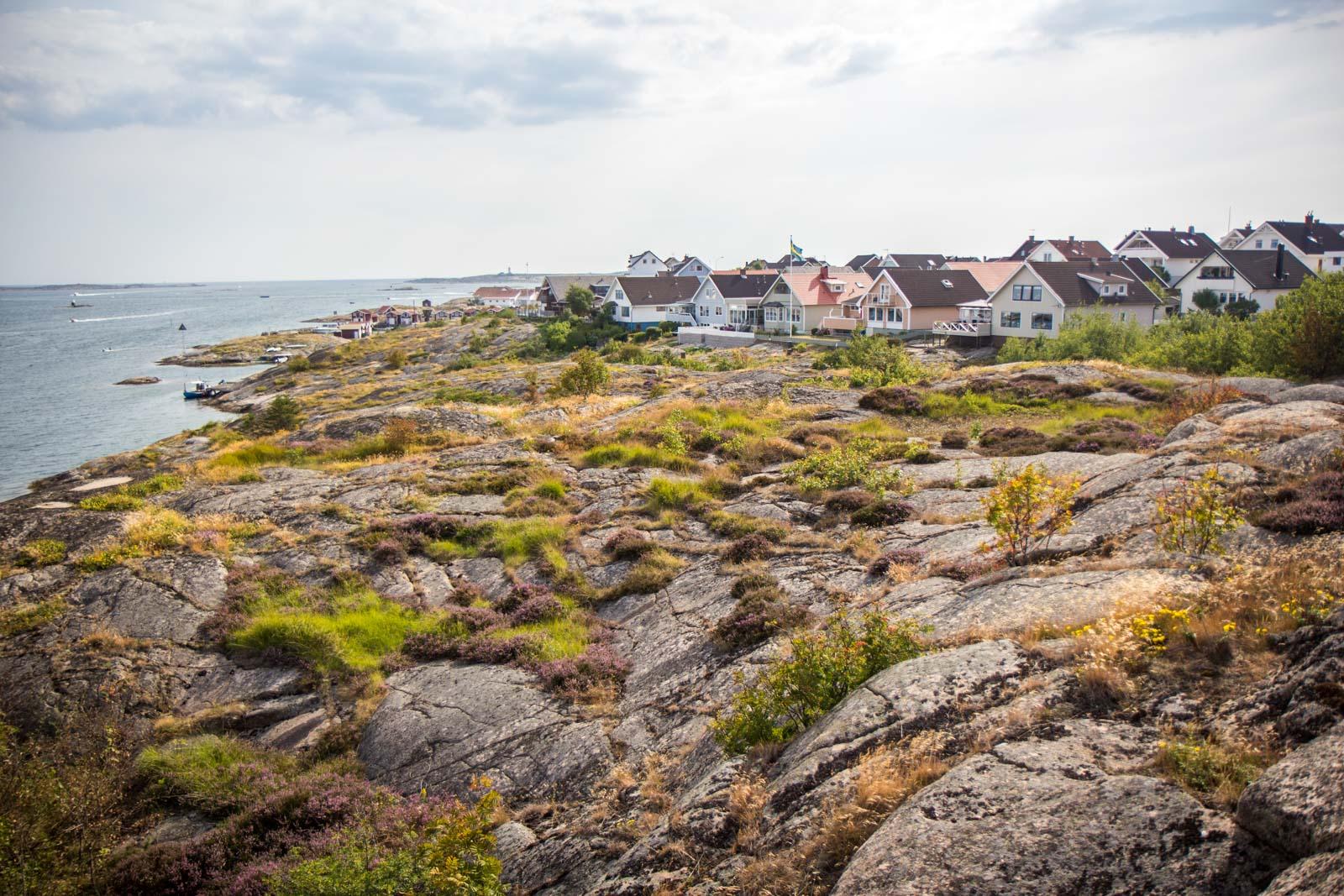 Visiting Smogen, Sweden, travel