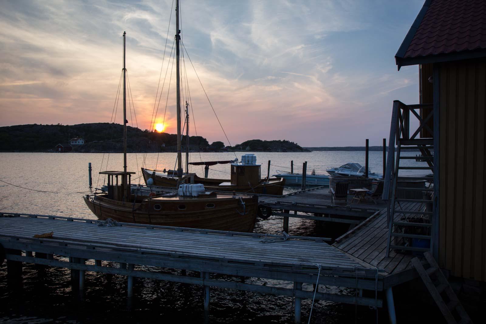 Oyster Safari, Grebbestad, Sweden
