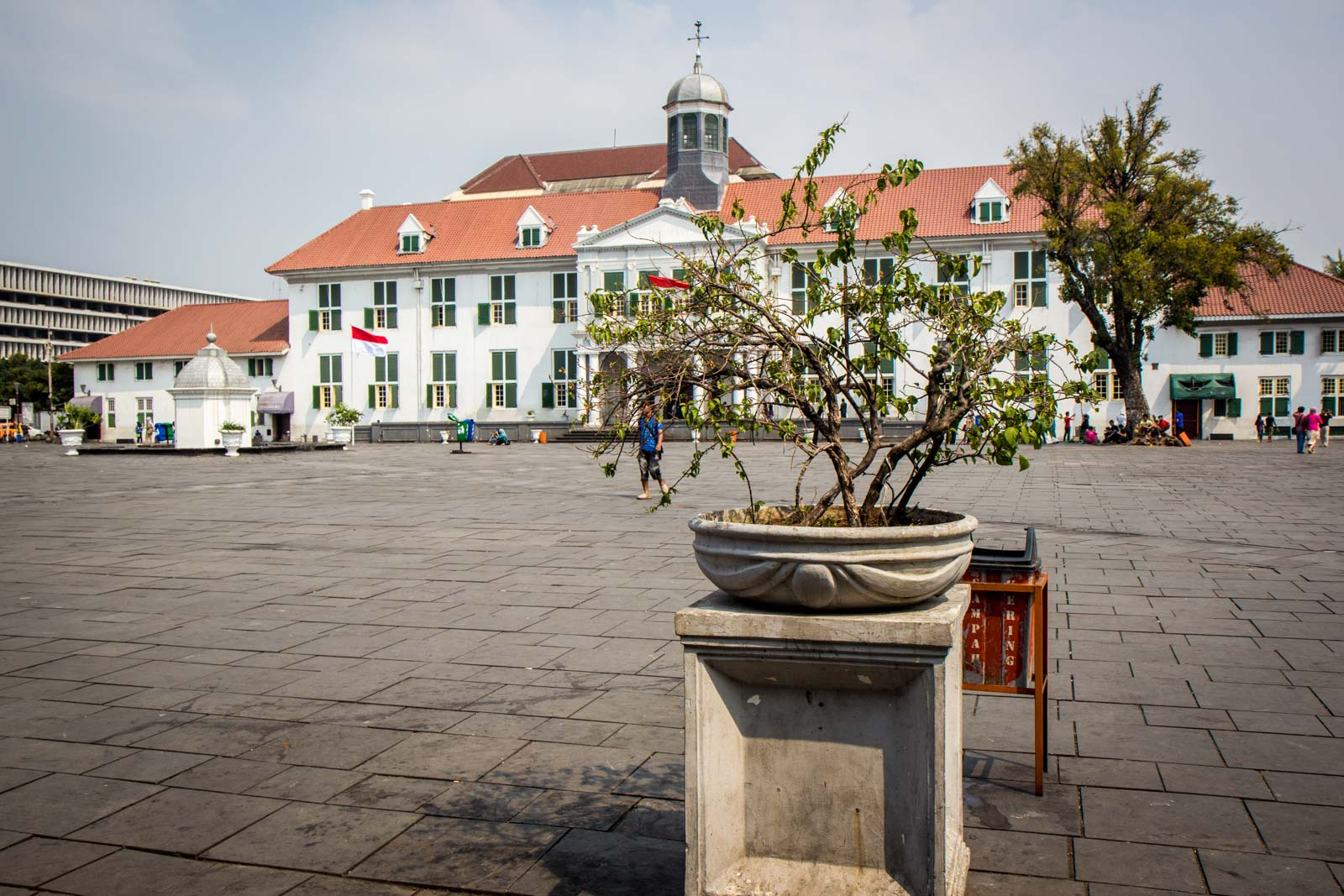 What to see around Kota Tua, Jakarta Old Town, Indonesia