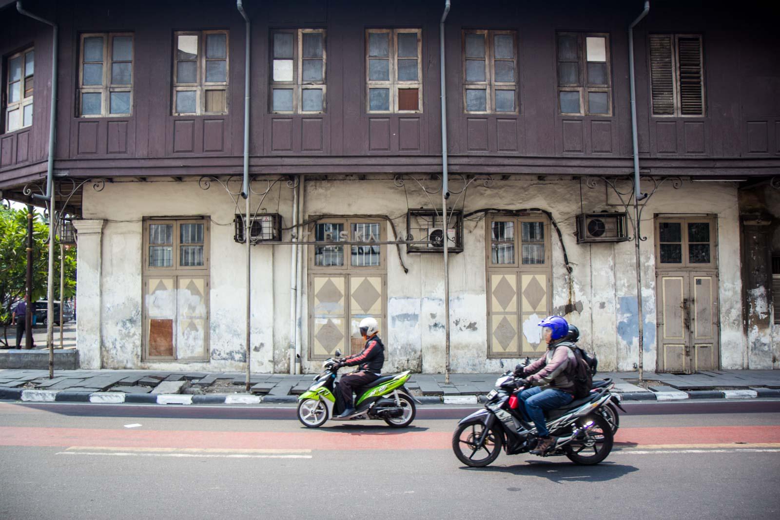 What to see around Kota Tua, Jakarta Old Town, Indonesia