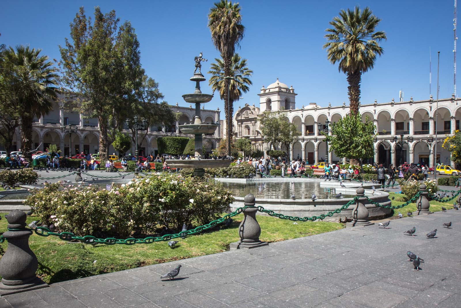 Arequipa, World Heritage Site, Peru