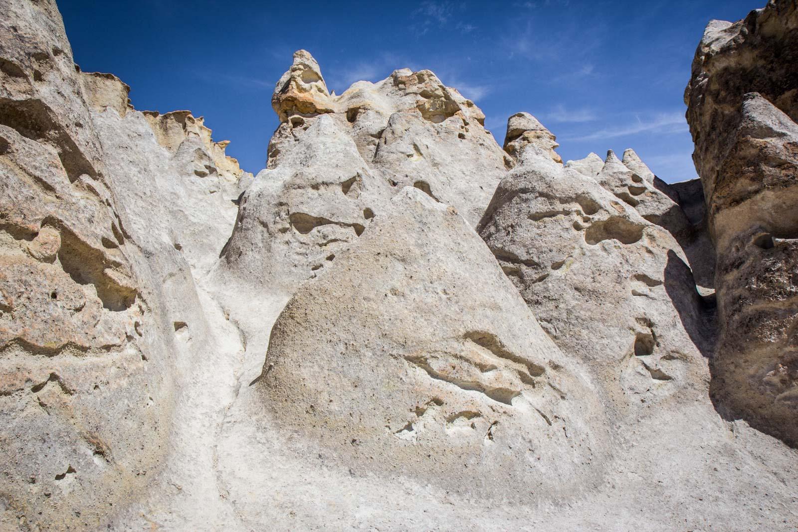 Salinas and Aguada Blanca National Reservation, Peru