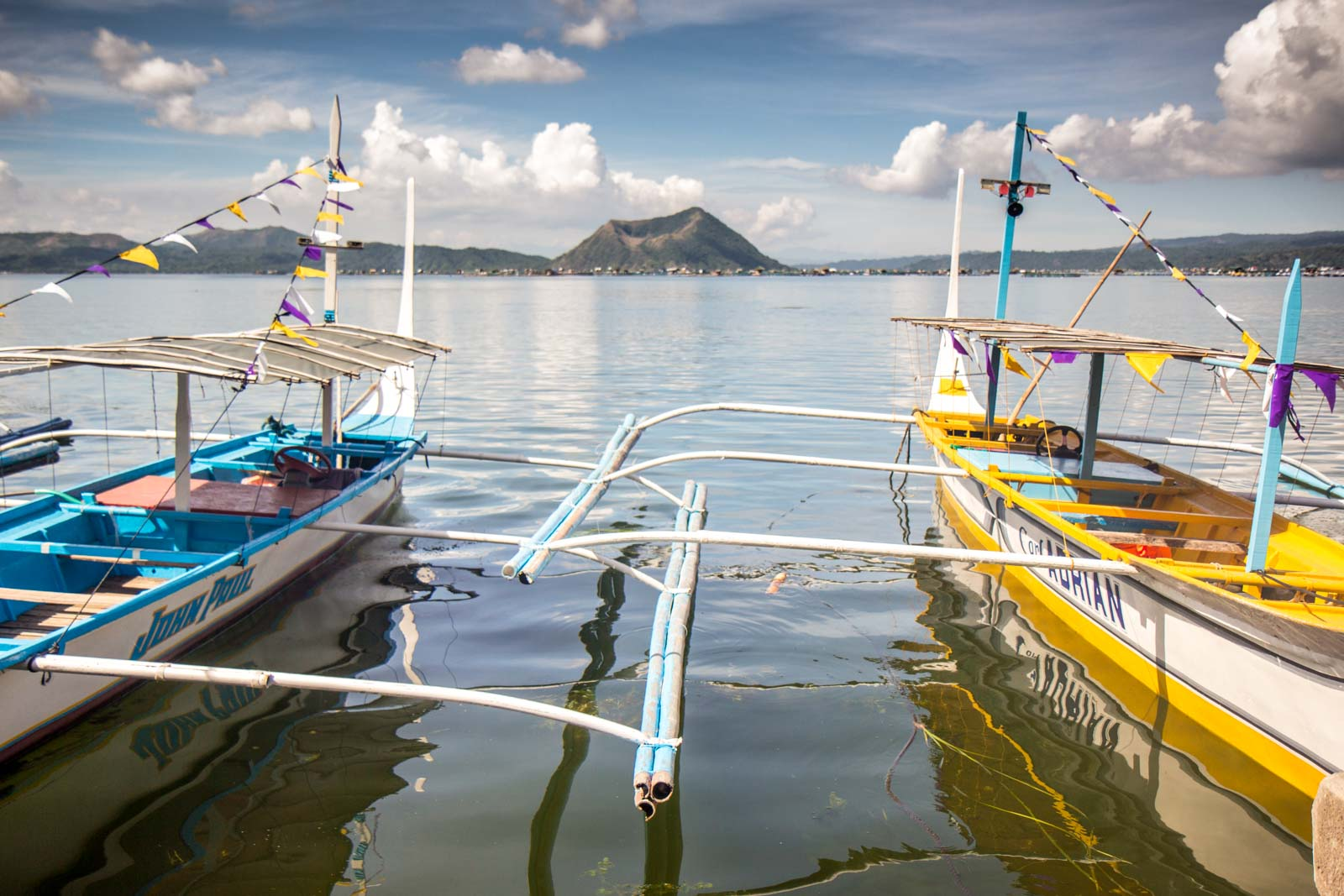 taal volcano tour, tagaytay, philippines