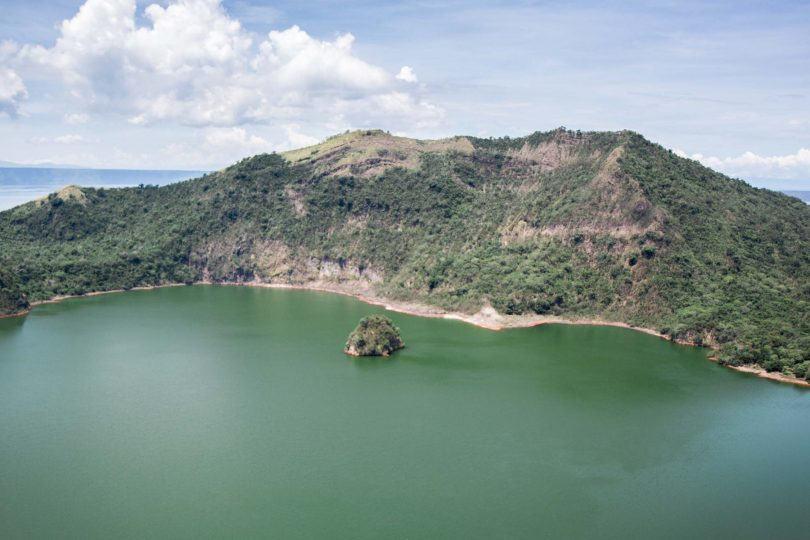 Visiting Taal Volcano, The Philippines