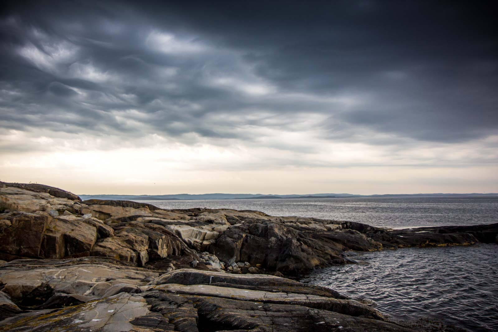 Karingon island, Sweden