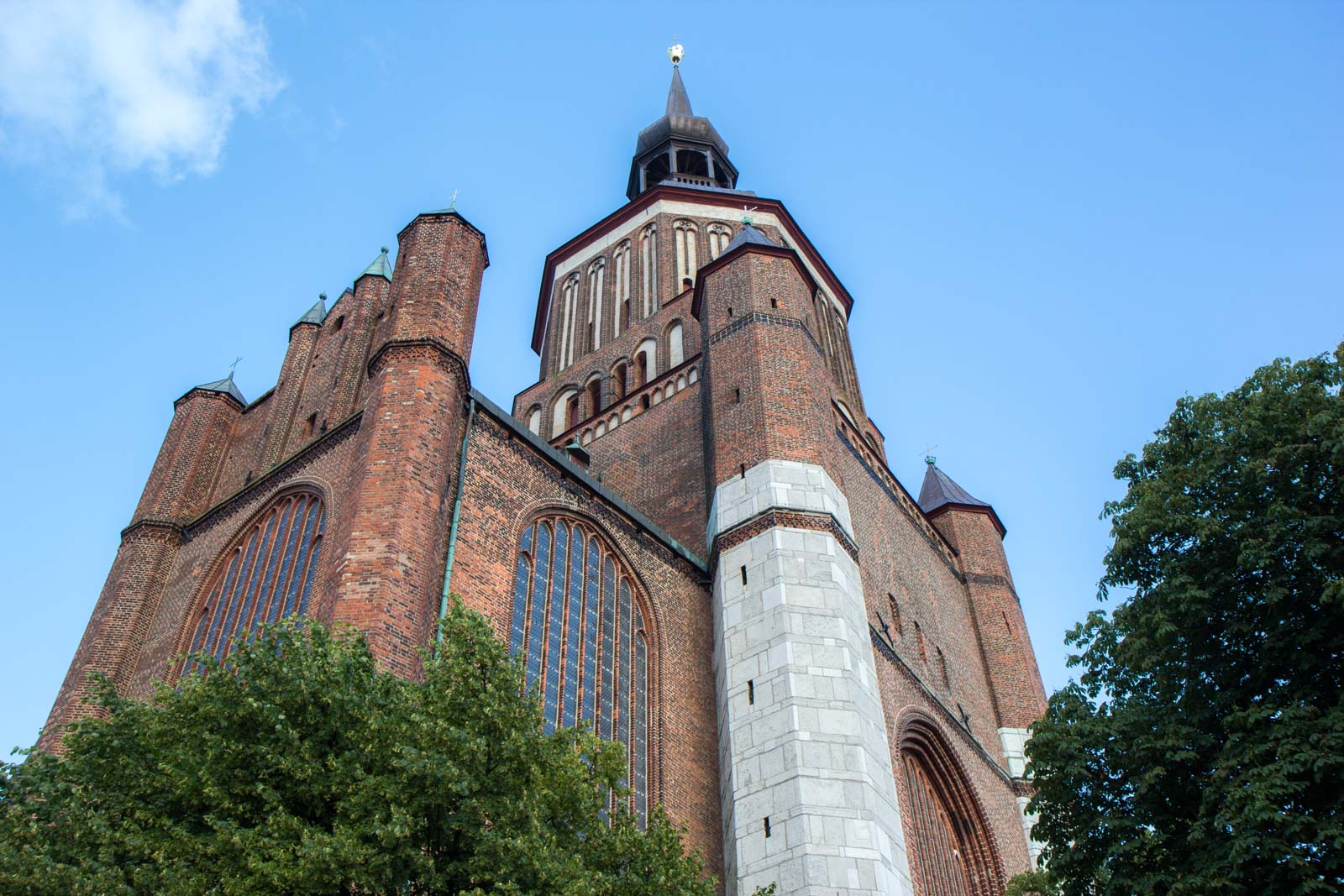 Visiting Stralsund, World Heritage Site, Germany