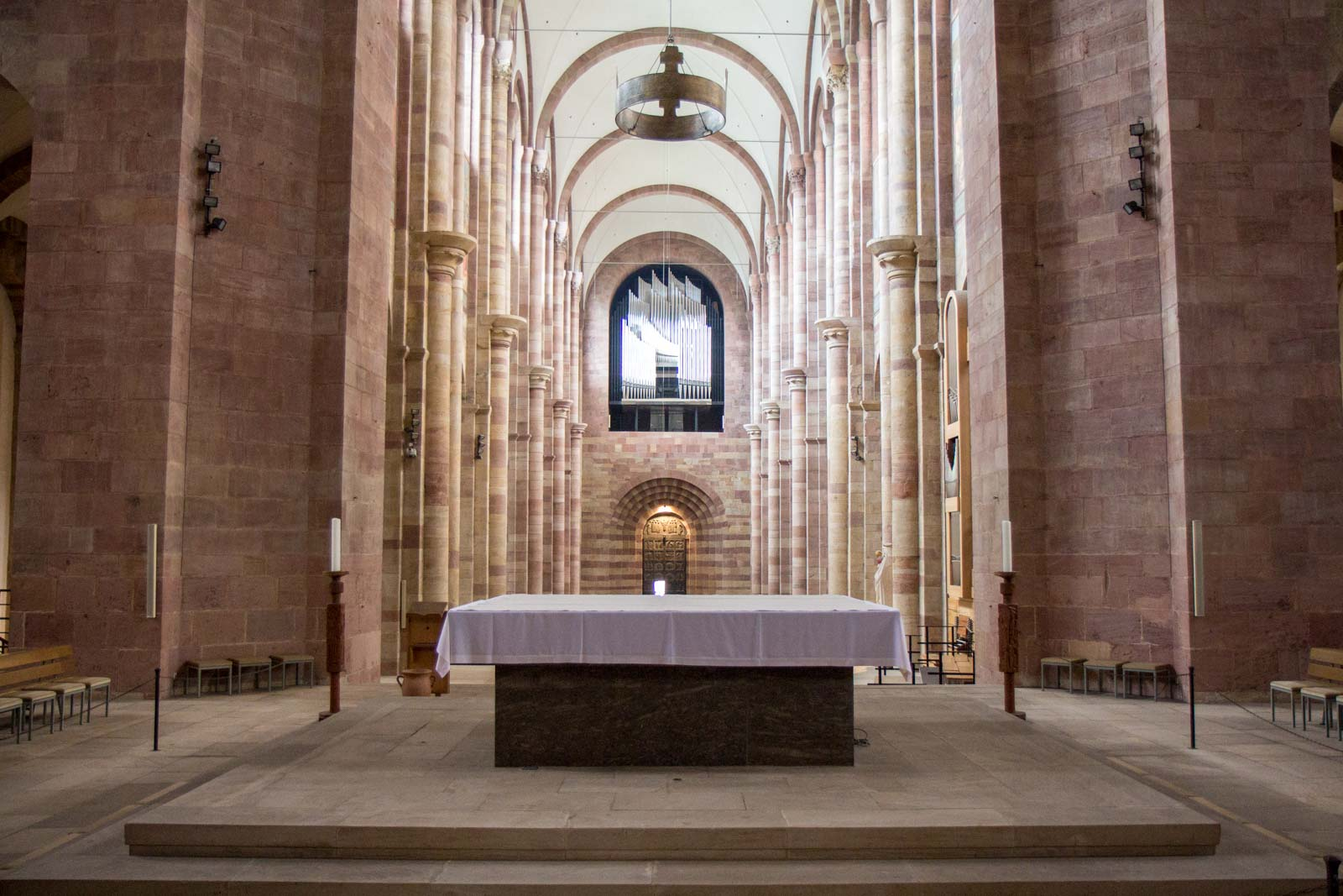 Speyer Cathedral, Speyer, Germany