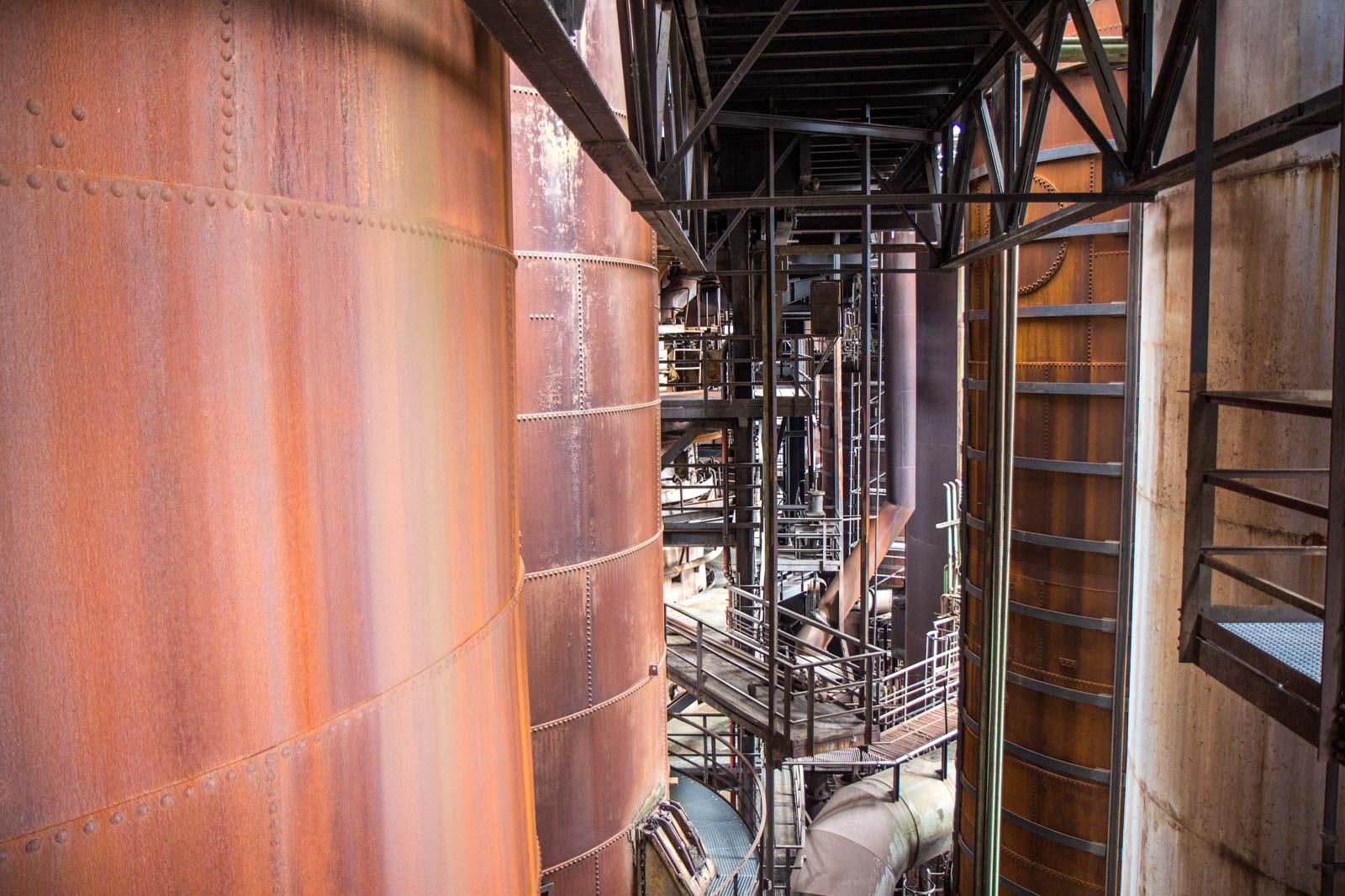 Volklingen Ironworks, Volklingen, Germany