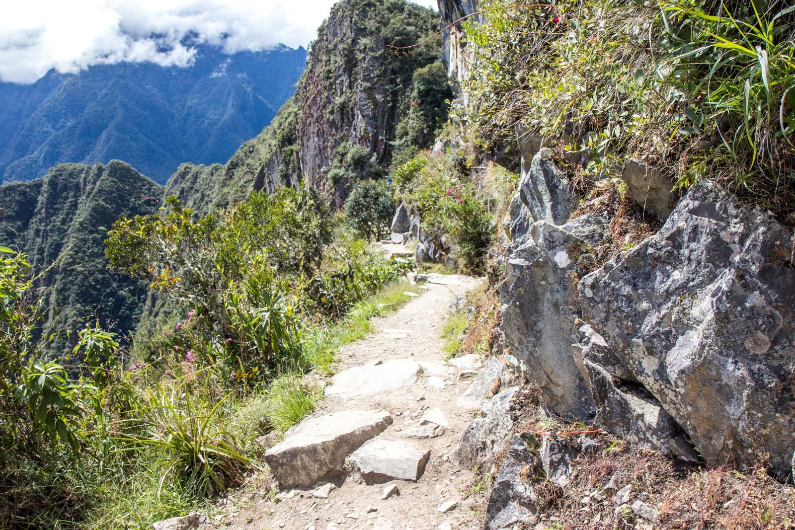 Andean Road System, Inca Trail, Peru