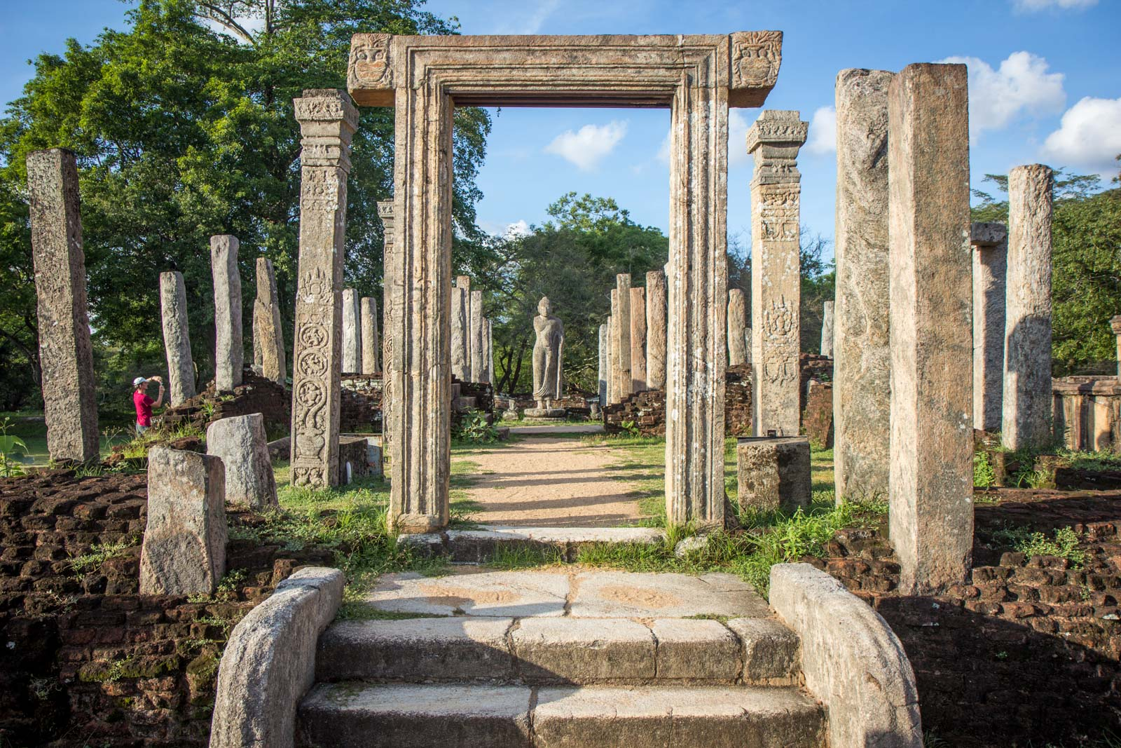 What to see at Polonnaruwa, Sri Lanka