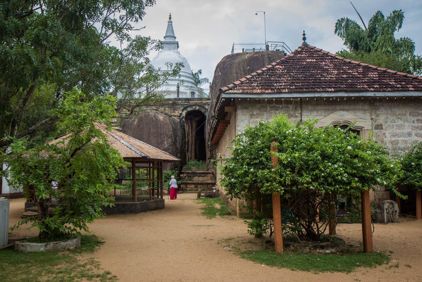 Sacred City of Anuradhapura, Sri Lanka