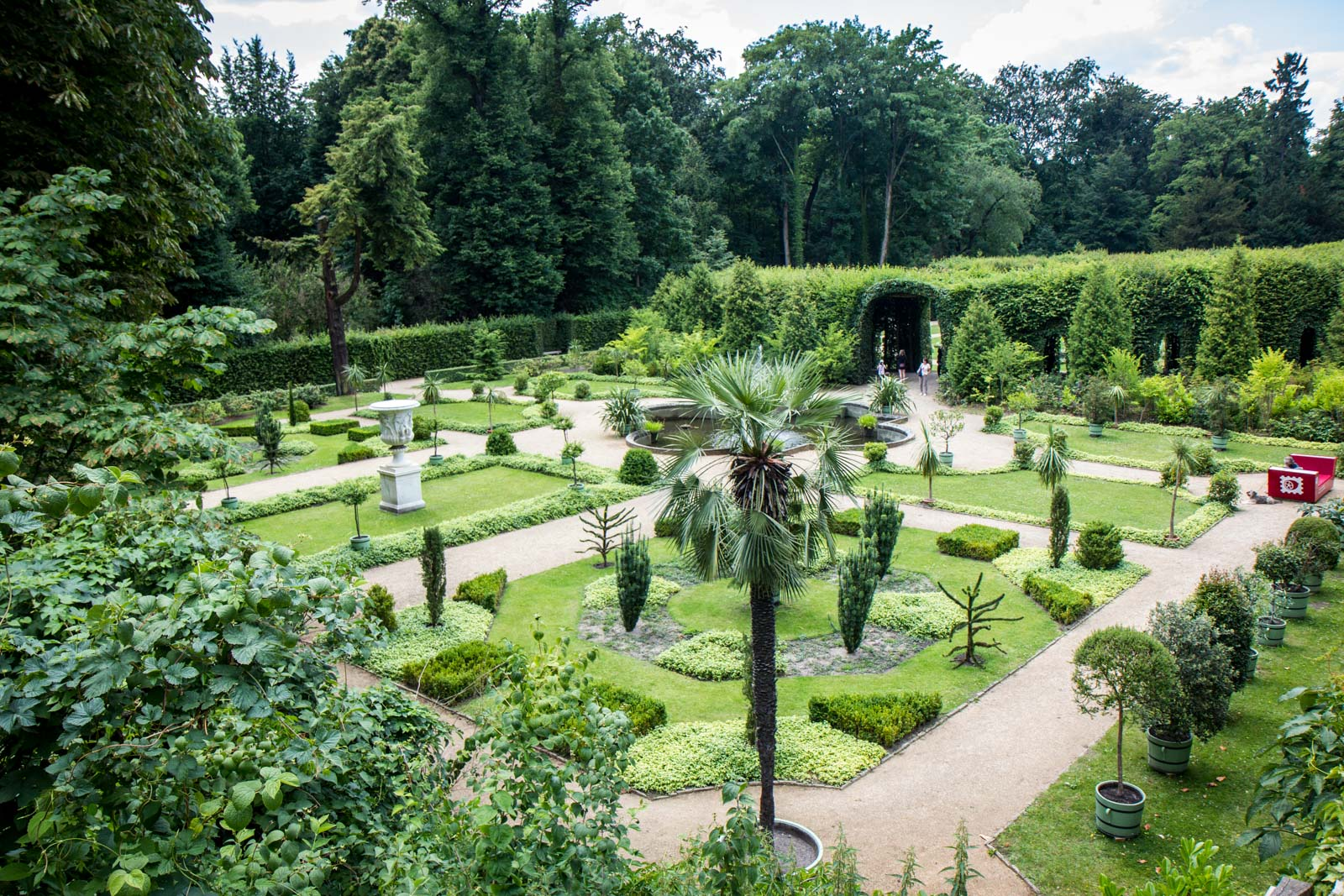 Palaces and parks of Potsdam, Germany