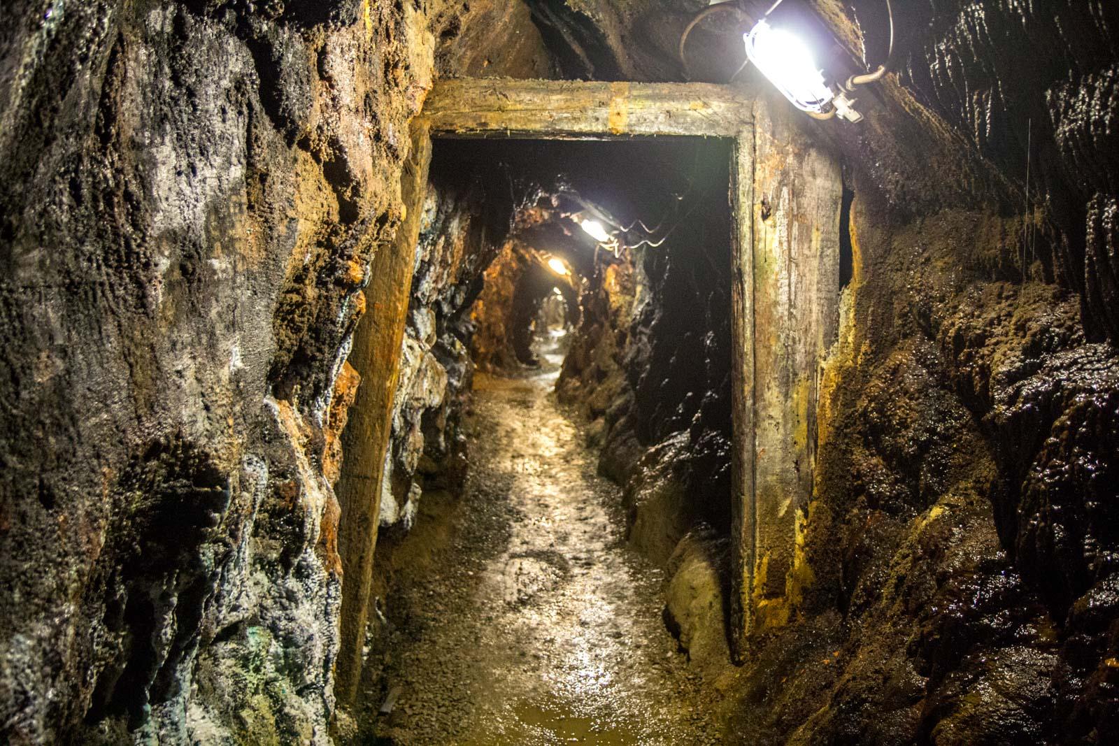 Rammelsberg Mines, Goslar, Germany