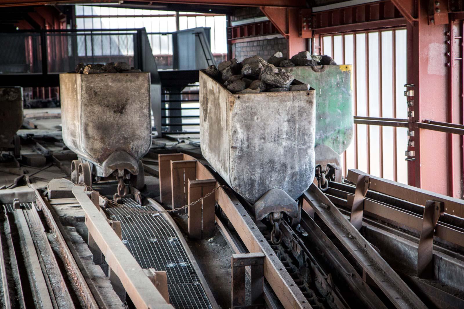 Zollverein Coal Mine, Essen, Germany