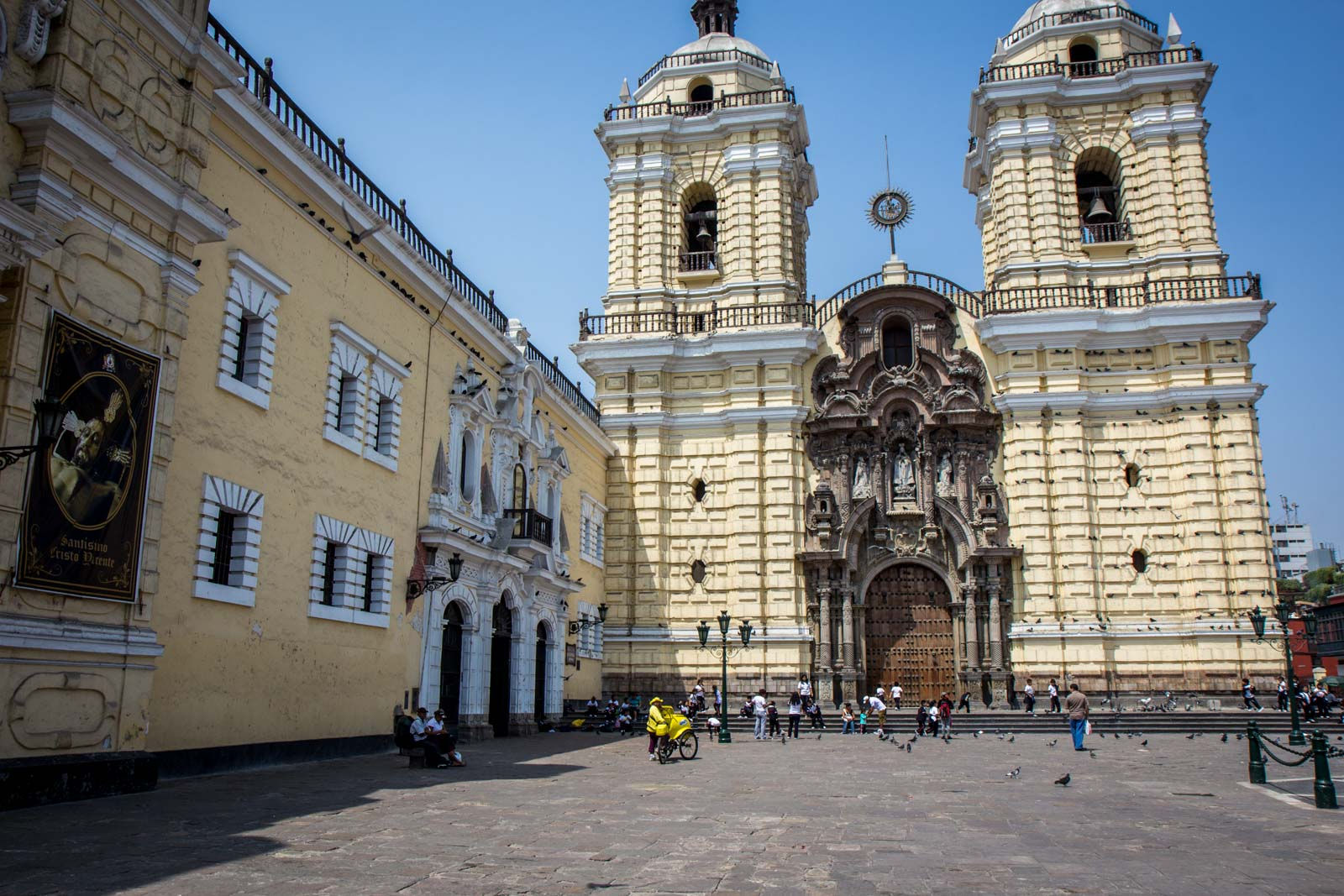 Historic Centre of Lima, Peru