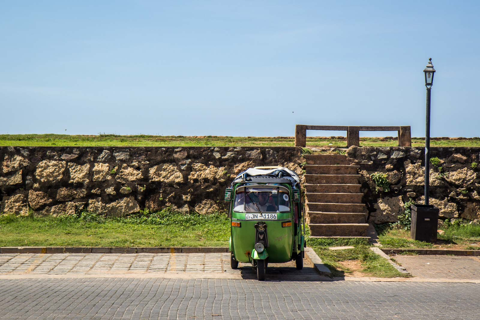 Old Town of Galle, Sri Lanka