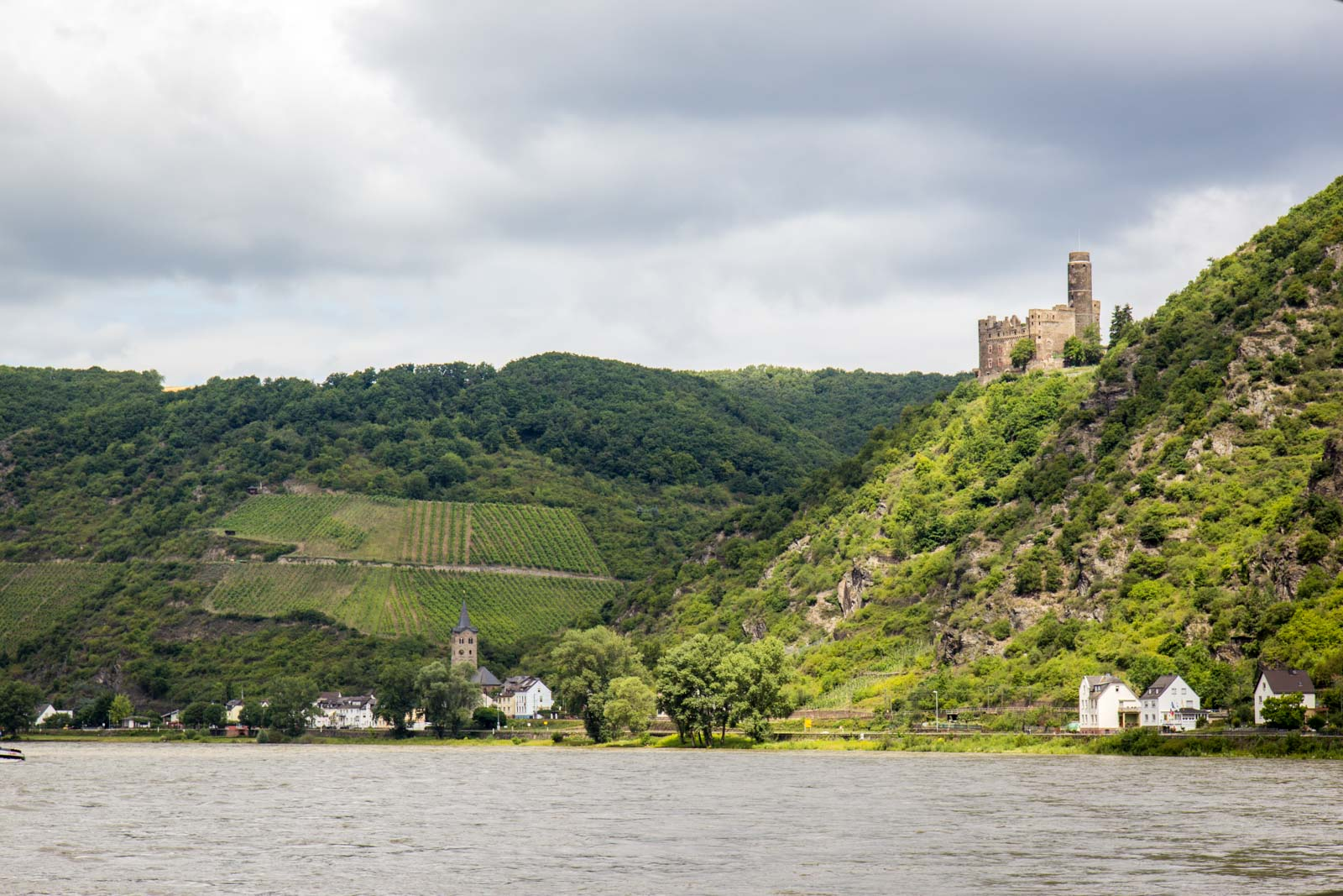 Upper Middle Rhine Valley, Germany, World Heritage Site